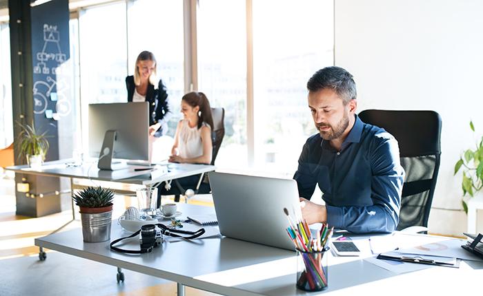 Computer boekhouden met Exact Online Administratie