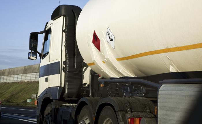 Chauffeur Vervoer Gevaarlijke Stoffen (adr)