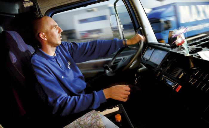Chauffeursopleiding Goederenvervoer (ccv)