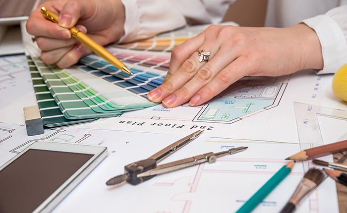 Cursus Binnenhuisarchitectuur - Binnenhuisarchitect worden | NHA