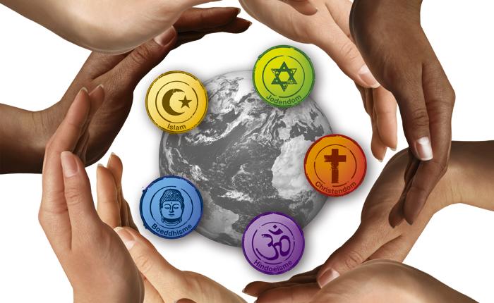 Thuisstudie Wereldgodsdiensten